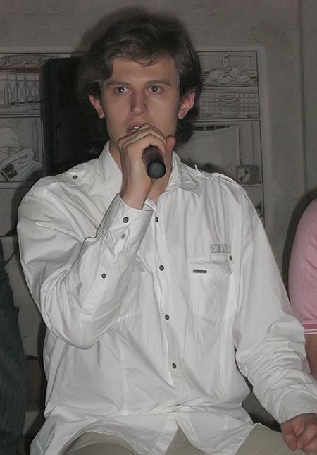 Сергей Харламов (Сакура-пресс)