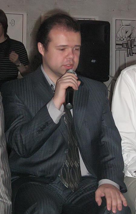 Николай Чесноков (Истари Комикс)