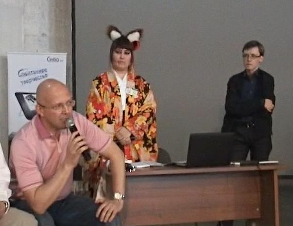 Михаил Маркоткин, Олеся Ольгерд, Александр Кунин