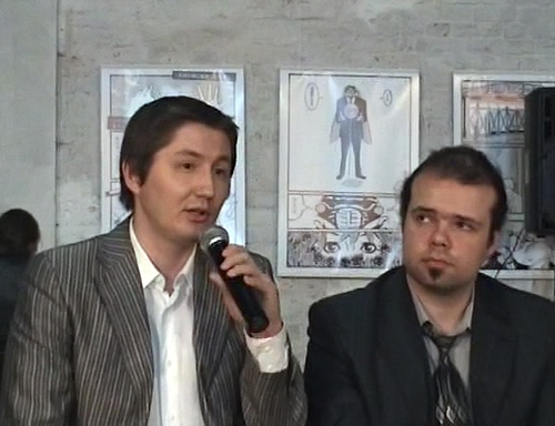 Евгений Кольчугин, Николай Чесноков (Истари Комикс)