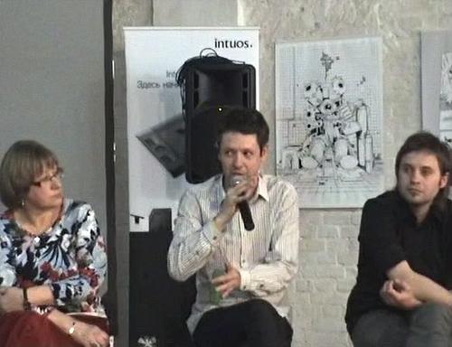 Ирина Борисовна Михнова, Дмитрий Мережко, Дмитрий Яковлев