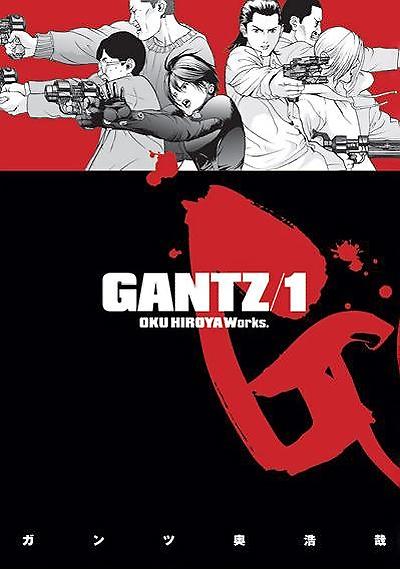 Gantz by Hiroya Oku (2000)