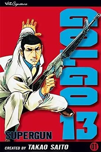 Golgo13 by Saitou Takao (1969)